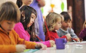 indoor preschool education